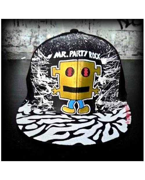 Casquette Cool Mr Party Rock