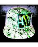 Casquette DC Shoes x Monster Energy Street Art