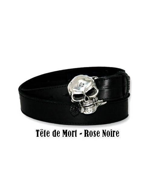 deede49e7c71 Ceinture Tête de Mort Mortelle !