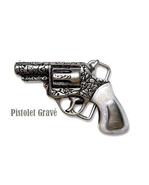 Ceinture Pistolet