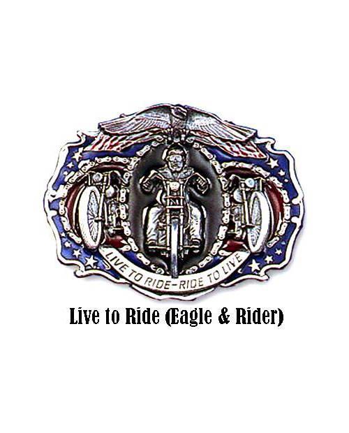 Ceinture Harley Davidson