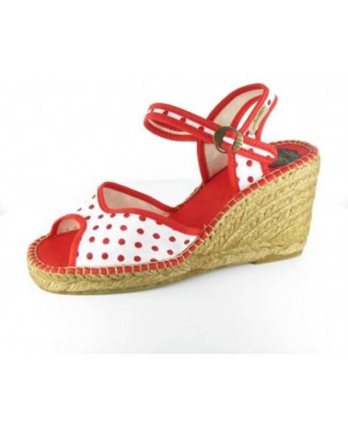 Espadrille Sandale