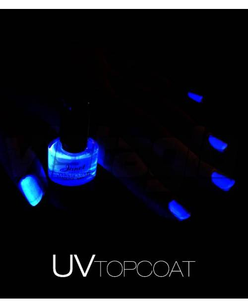 Vernis Fluo : Vernis A Ongles UV Transparent