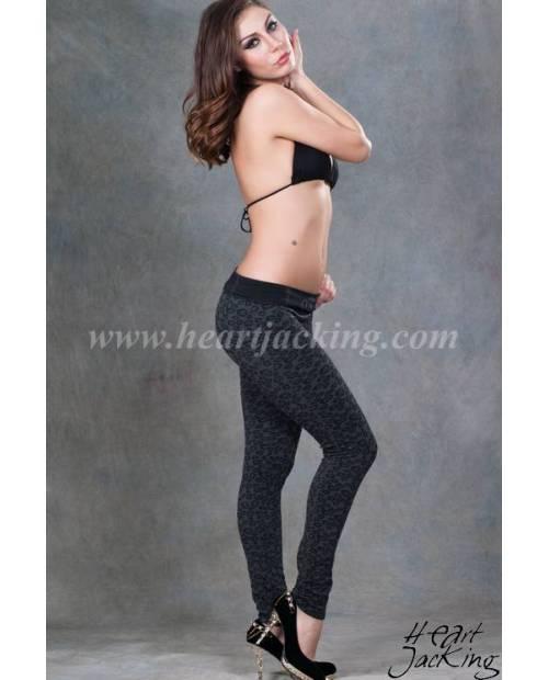 d43a6b201d37f9 Sexy Leopard Legging Grey
