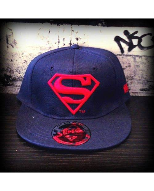 Casquette Mode : Superman