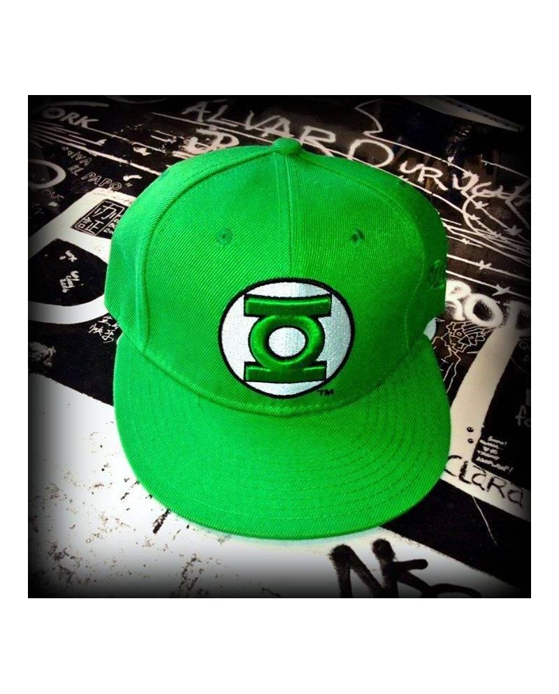 Casquette Verte Green Lantern