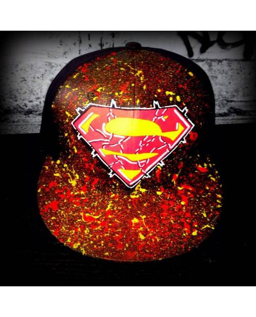 Original Superman Cap