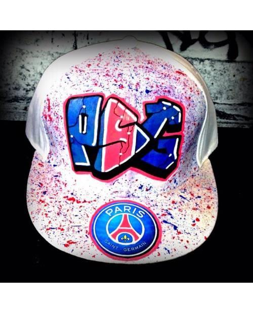 Casquette PSG Grande Tour Eiffel