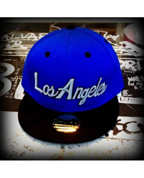 Casquette Bleu Marine Los Angeles