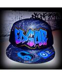 "Casquette Customisée ""YOURNAME"""