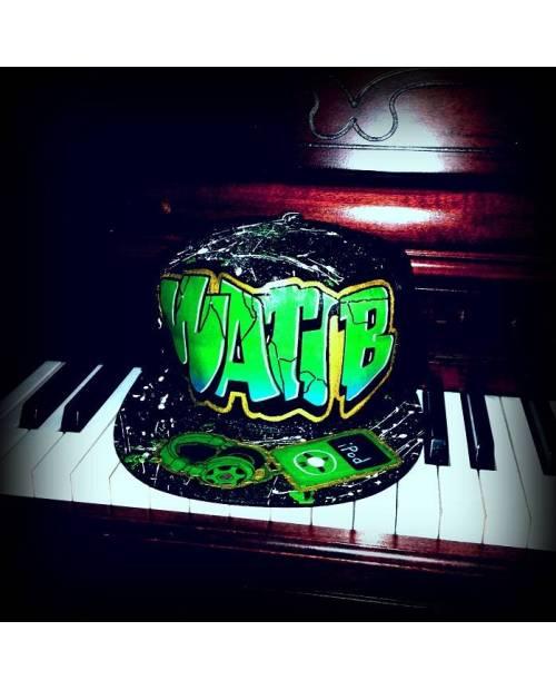 Vêtement Hip Hop Wati B