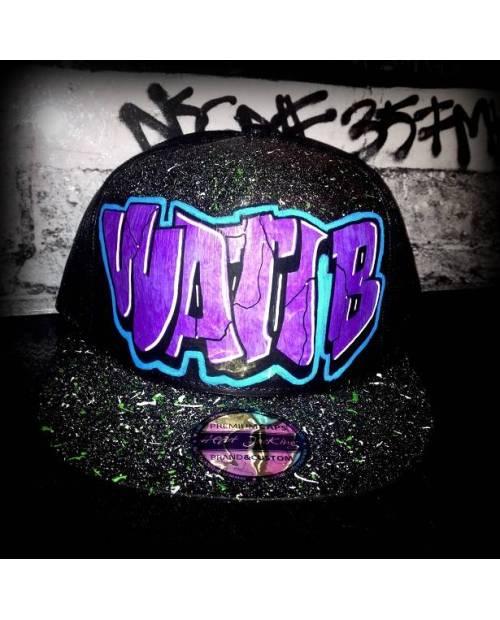Wati B Joker Cap
