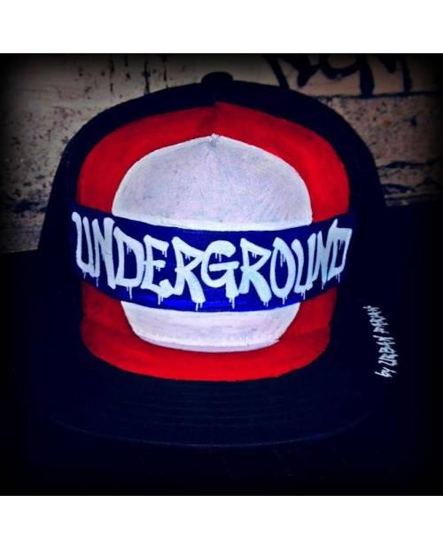 Casquette Pas Cher Underground