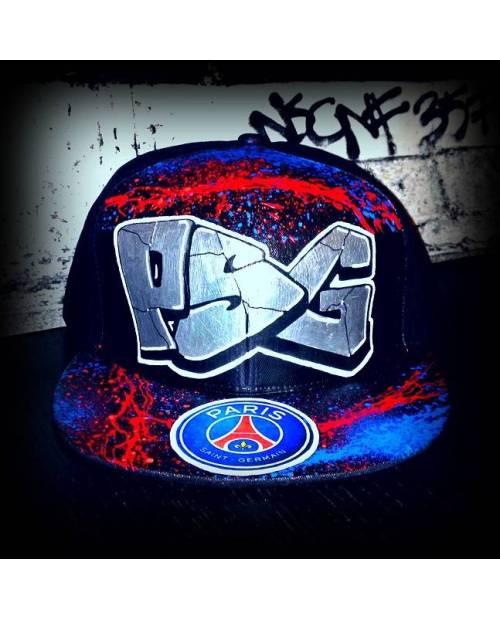 Casquette New Era PSG