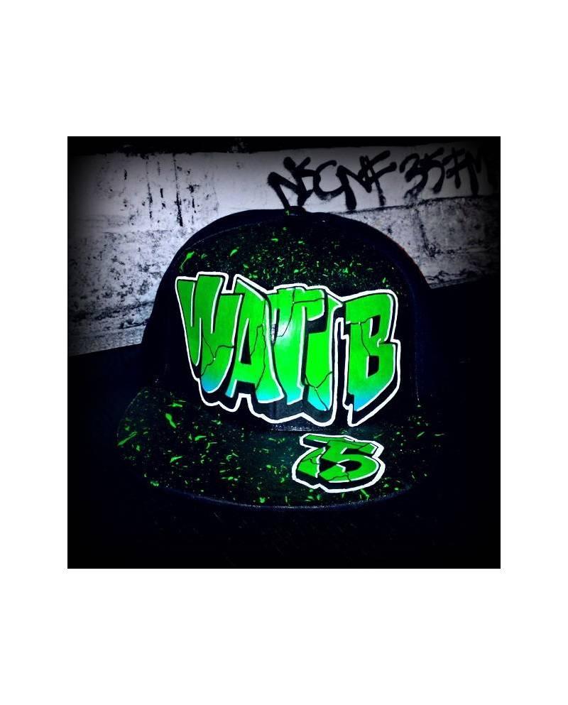 Wati B Green Cap