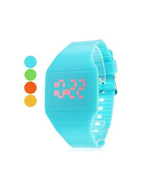Montre Led Multicolores