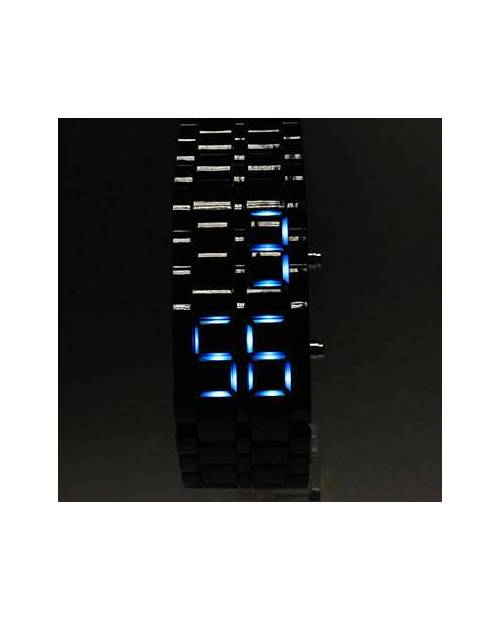 "Montre Led Watch ""Geneva"" Lumineuse Fashion"