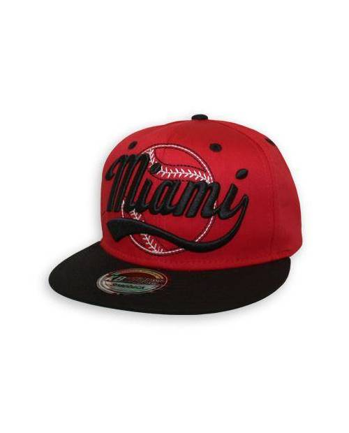 Snapback Miami Heat