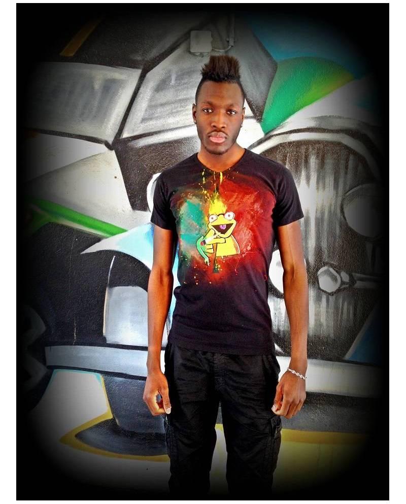 T Shirt Customisé