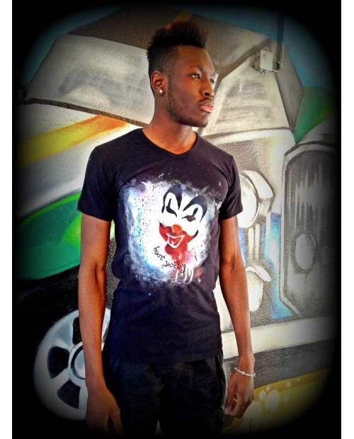 Création Tee Shirt Personnalisé Clown