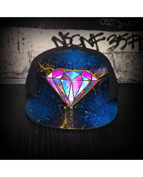 Votre Création Casquette : Diamonds