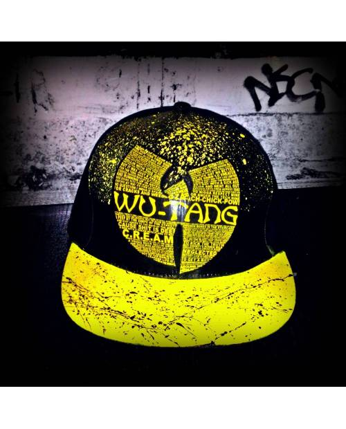 Casquette Hip Hop Wu-Tang