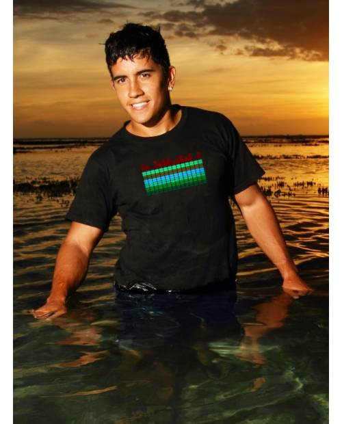 Glow T Shirt :EQUA2