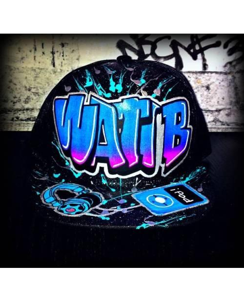 Casquette Graffiti Personnalisée