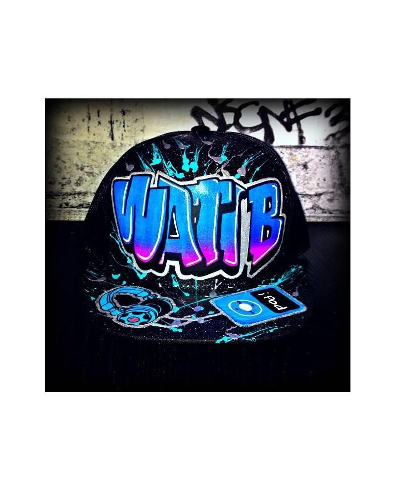 Cap Graffiti