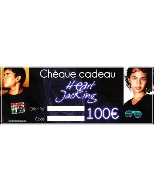 Gift certificates 100euros