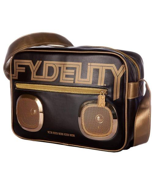 FYDELITY G-Force Stereo Shoulder Bag