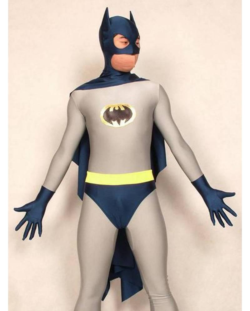 Combinaison Déguisement Batman Adulte
