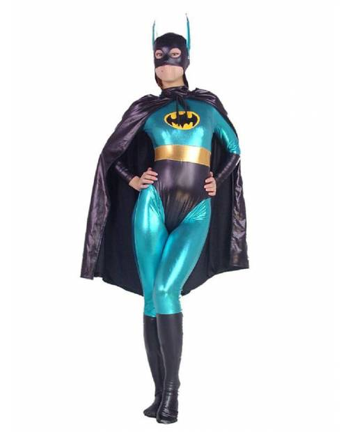 "Déguisement Femme ""Batgirl"""