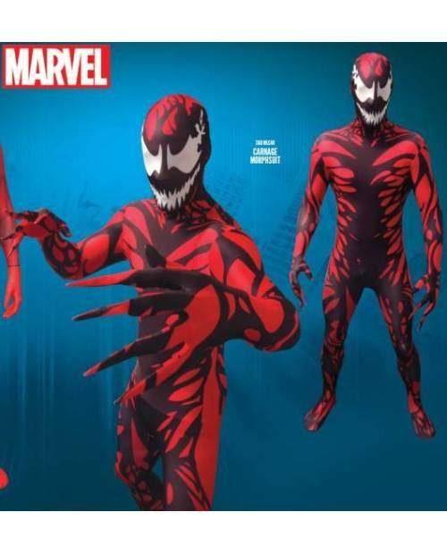 Morphsuit Costume Carnage (Ennemi Spiderman)