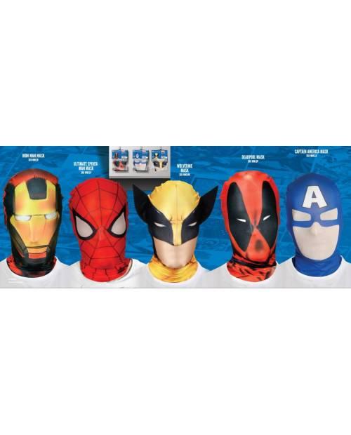 Masque Cagoule Super Héros Au Choix !