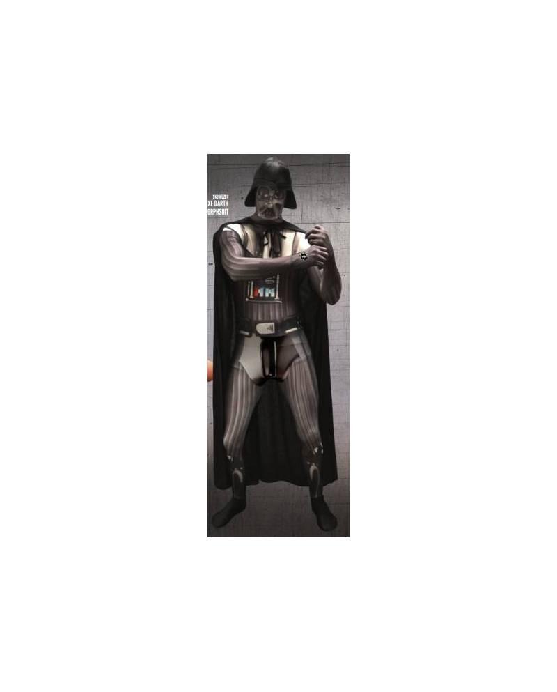 Costume Morphsuit Dark Vador