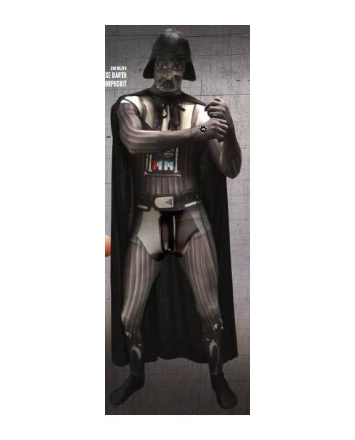 Costume Morphsuit Dark Vador Star Wars