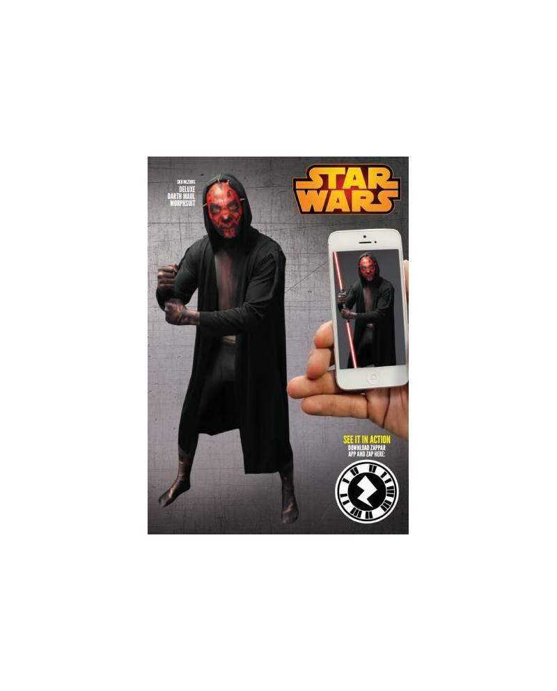 Morphsuit Costume Dark Maul (Star Wars)