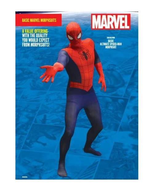 Déguisement Spiderman Officiel Marvel