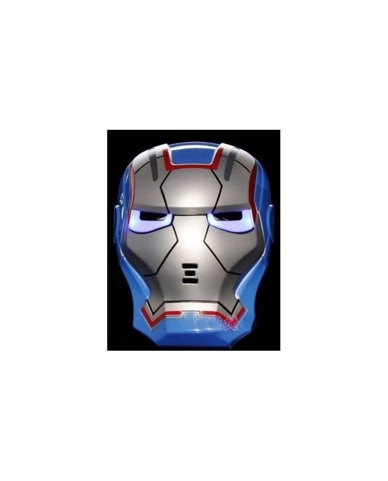 Masque Iron Man Patriot