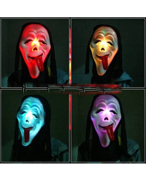 Masque Scary Movie Led