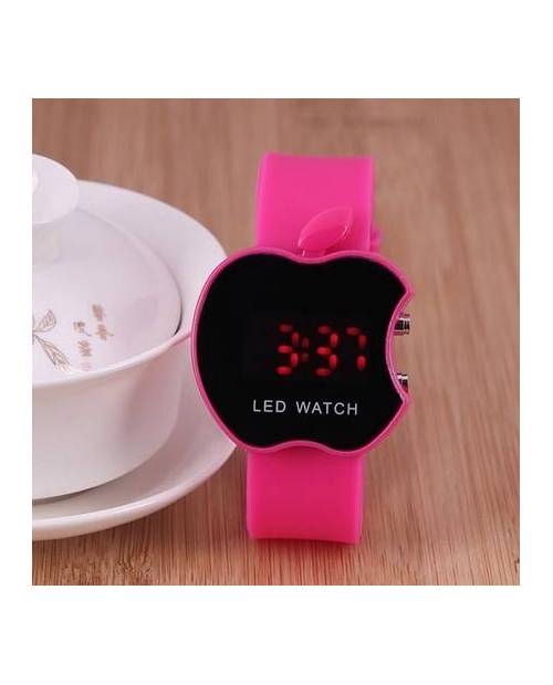 Montre Led Watch Apple x Heart JacKing