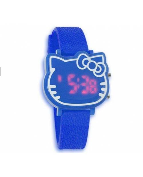 Montre Digitale Fille Hello Kitty x Heart JacKing