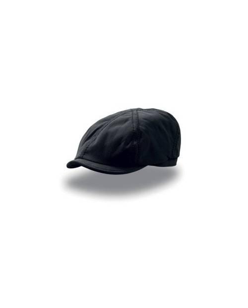 Beret Cap Man