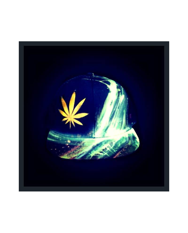 casquette weed