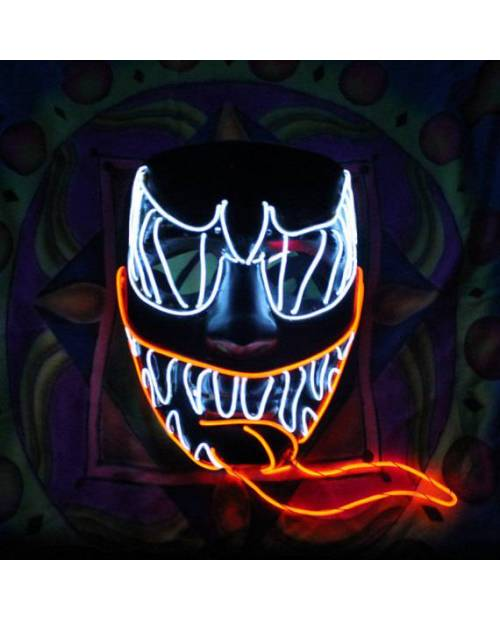 Masque Led venom spiderman