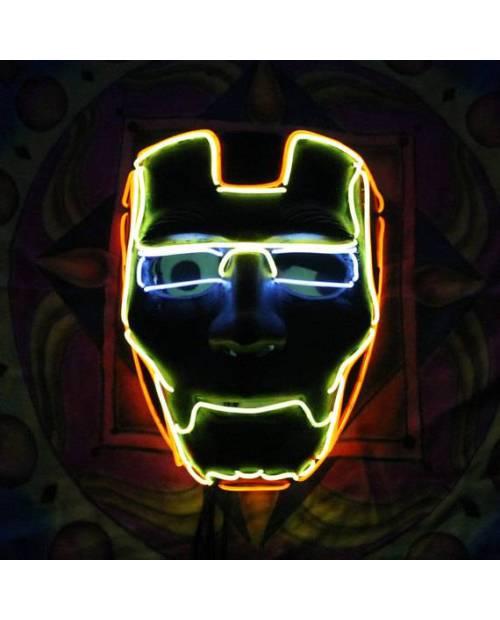 casque lumineux ironman