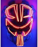 Masque Lumineux Predator