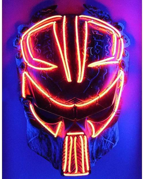 Masque Led venom spiderman