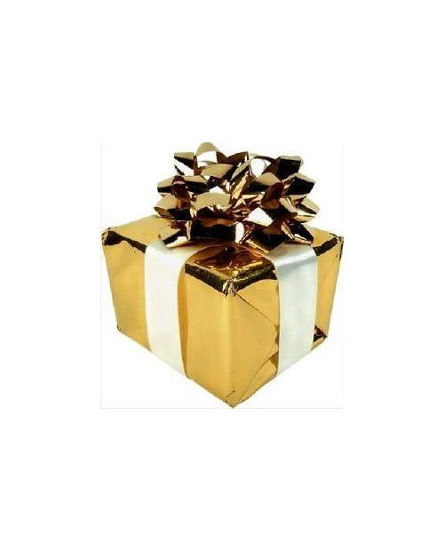 Your order packaged in a beautiful gift wrap!